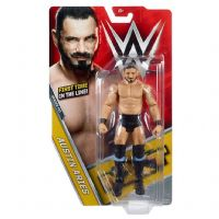 WWE Basic Series 71 Austin Aries - Action Figure - BONUS Slammy Award!